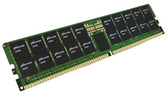 美光启动技术赋能计划,加速 DDR5 普及