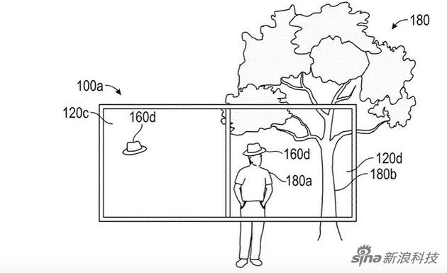 苹果新专利:用眼睛来控制AR眼镜 凝视还能放大