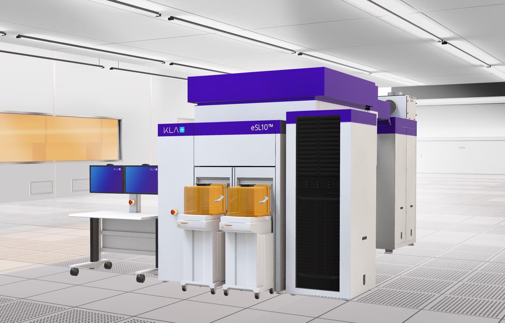 KLA推出全新突破性的电子束缺陷检测系统