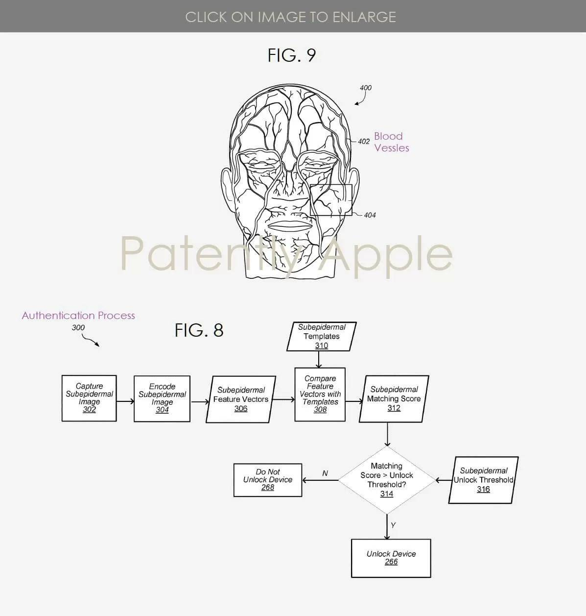 新专利显示未来版本的Face ID可以扫描用户脸部静脉