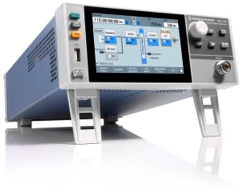 罗德与施瓦茨公司推出了用于汽车电子、物联网和教育领域的全新经济型矢量信号发生器
