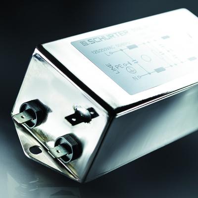 具有卓越宽带衰减性能的超紧凑型单相EMC滤波器