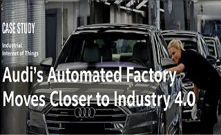 英特尔利用边缘分析和机器学习来帮助汽车制造商提高产品质量