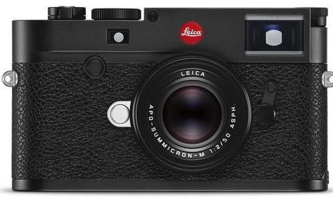徠卡傳奇旁軸相機推出4000萬像素M10-R相機