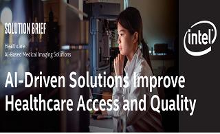 人工智能驱动的解决方案改善了医疗服务的获取和质量