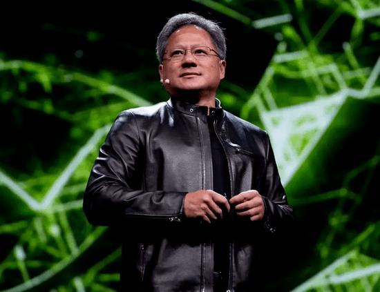 黄仁勋:Nvidia不是游戏公司,希望推动人工智能大爆炸