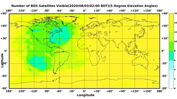 官方公布北斗定位精度:平均2.34米、最高厘米級