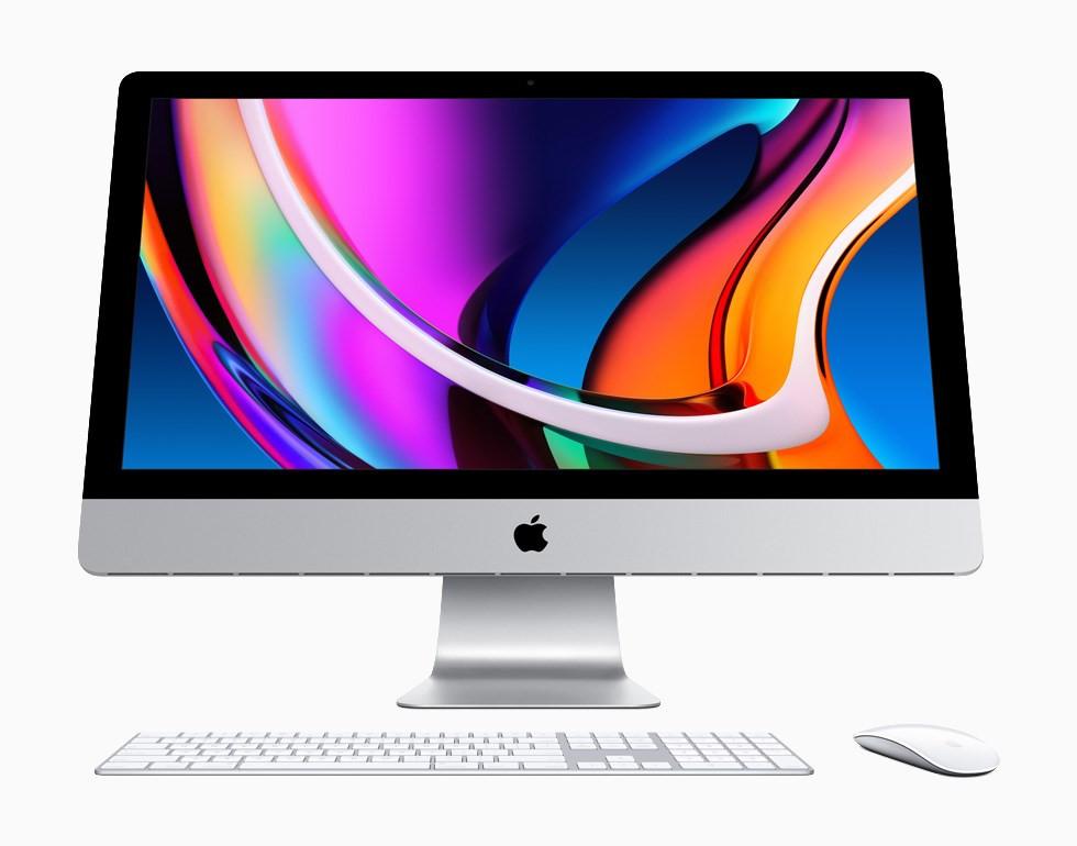 蘋果官方詳解 2020 款 27 英寸 iMac 重大更新
