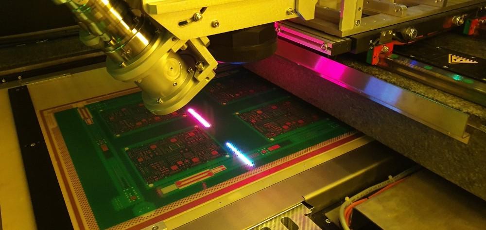 Limata创新型的LUVIR技术加速PCB防焊量产制程