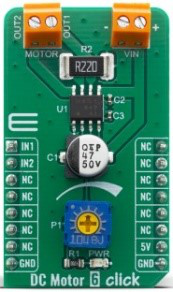 东芝与MikroElektronika展开合作,为电机驱动IC开发评估板
