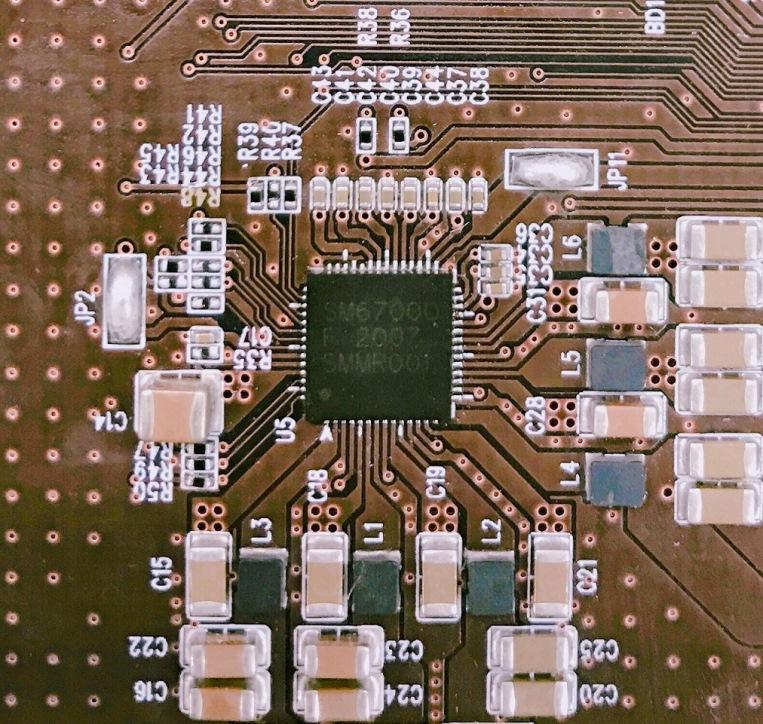 高效节能!Silicon Mitus汽车用AVN电源管理IC亮相
