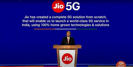 印度運營商自研5G,能走多遠?