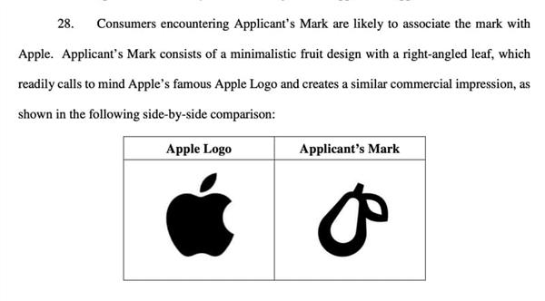 苹果对采用梨型图标的APP动手:和我家Logo太像了