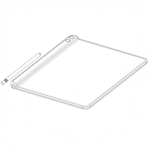 华为Mate X2折叠屏手机再曝光:向内翻折 保留中柱提供手写笔