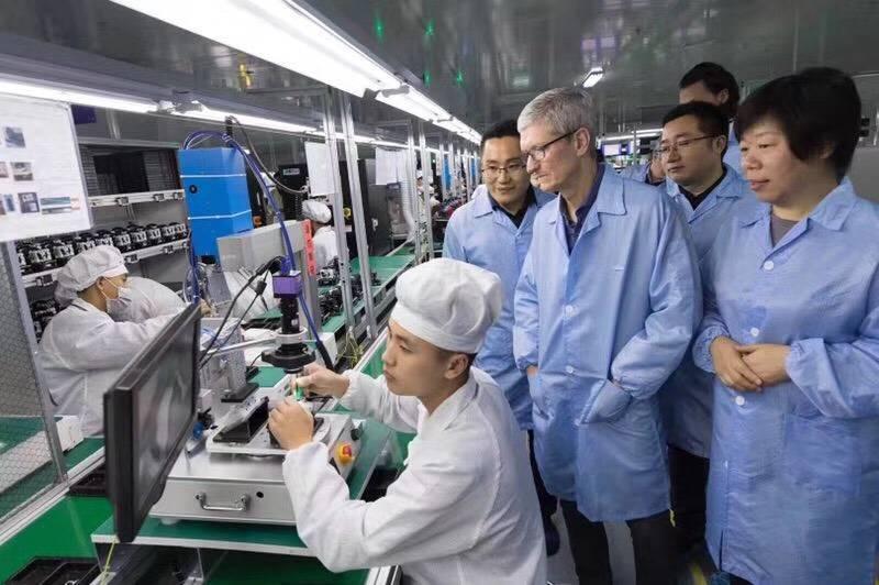 富士康董事长:中国作为世界工厂的时代已经结束