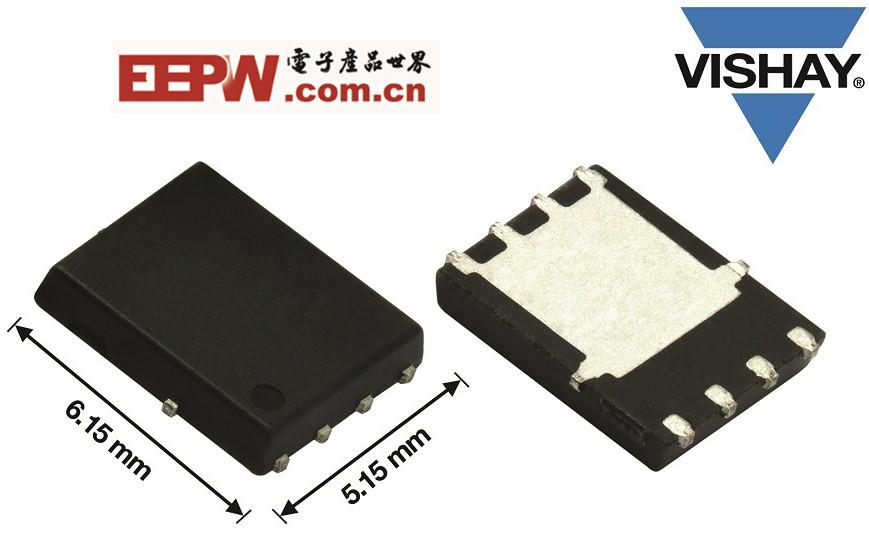 低导通电阻的-30 V P沟道MOSFET,可提高能效和功率密度