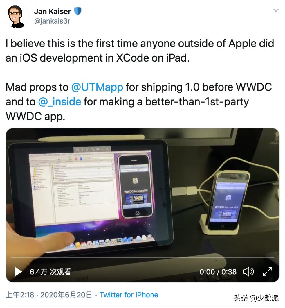 iPad 居然能安裝和運行 Windows 系統