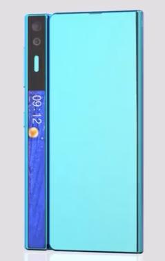 华为Mate X2曝光:外折叠设计 支持手写笔