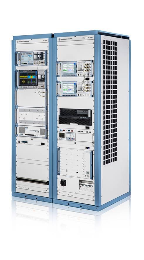 罗德与施瓦茨TS8980射频一致性测试系统显著提升5G终端认证能力