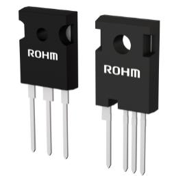 ROHM为新基建带来的功率器件和电源产品