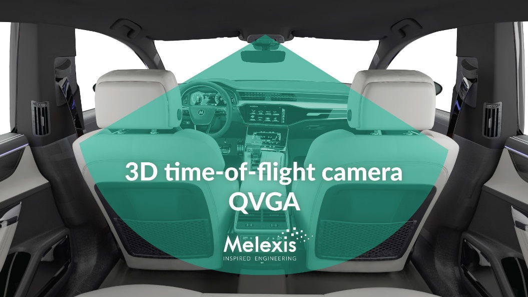 Melexis 推出全新 QVGA 分辨率飛行時間傳感器 IC,進一步完善第三代產品組合