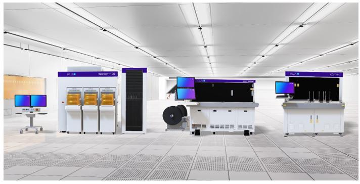 KLA针对先进封装发布增强系统组合