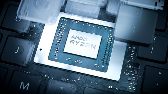 AMD第一款Ryzen 5000 APU測試成績曝光
