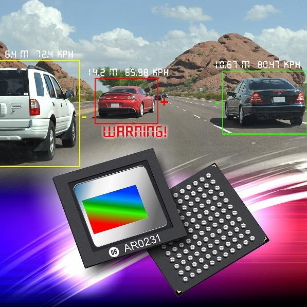 斯巴鲁新一代EyeSight驾驶员辅助平台选用安森美半导体图像感知技术