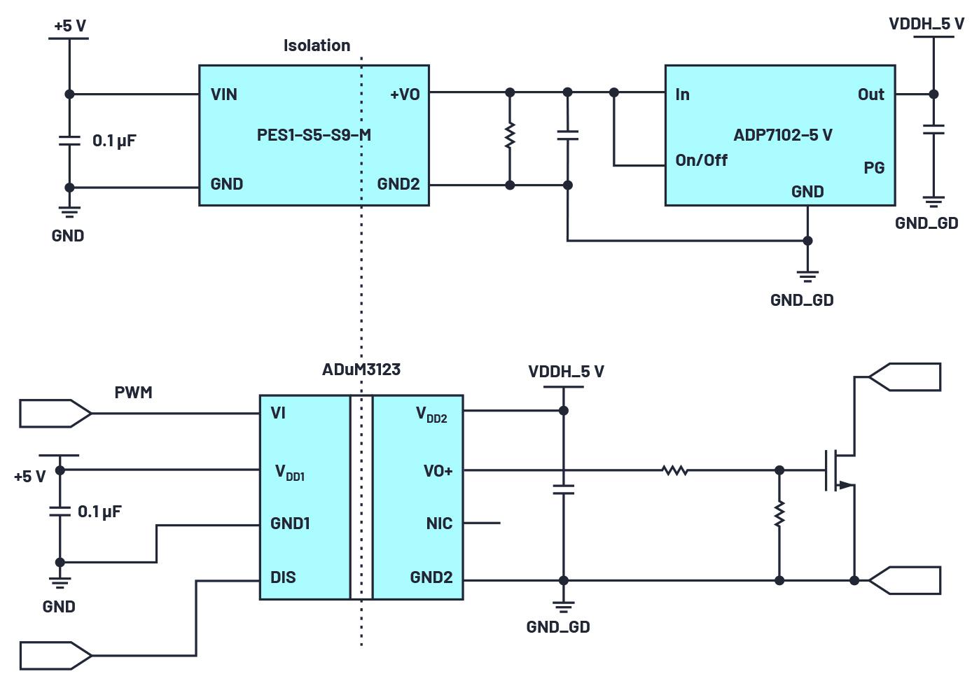 图3 - iCoupler技术为AC DC设计中的氮化镓(GaN)晶体管带来诸多优势.jpg