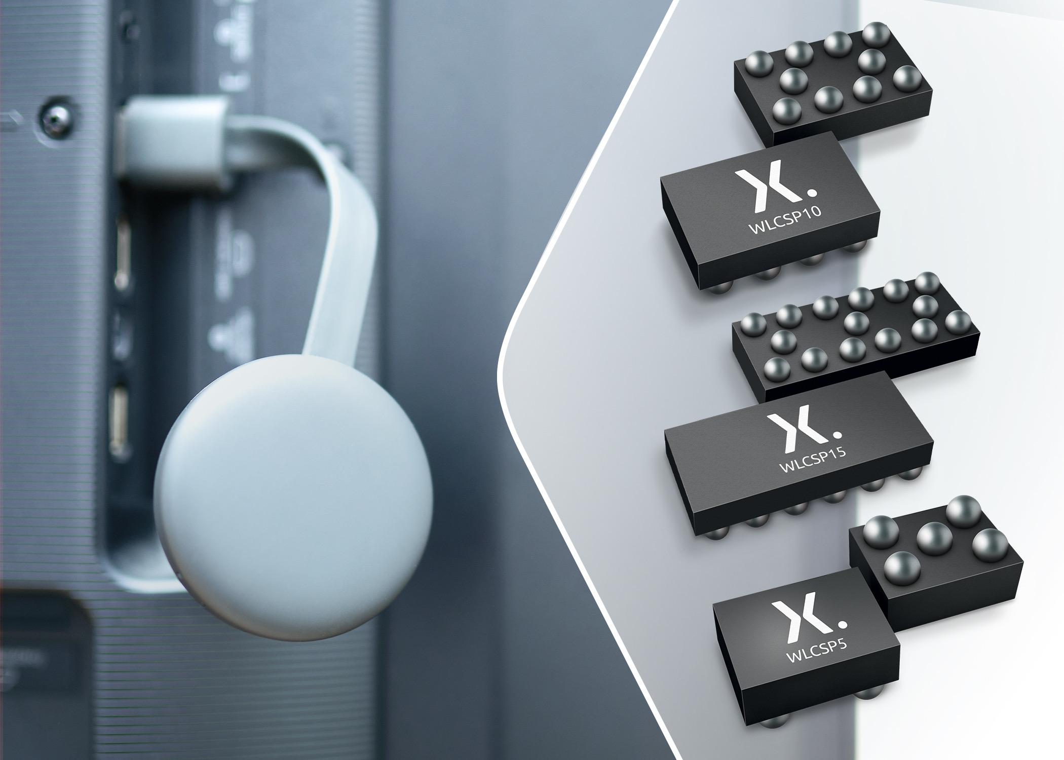 Nexperia推出用于HDMI 2.1和DP端口的具有ESD保护的共模滤波器