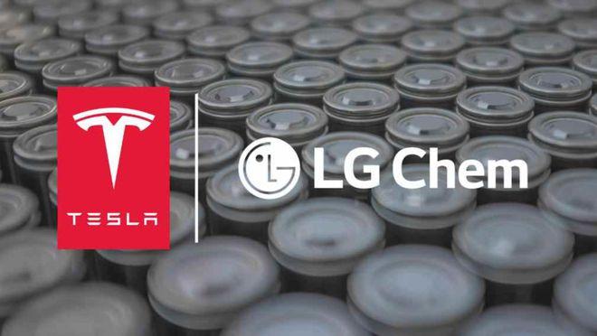 保证供应链!特斯拉被曝寻求收购LG电池公司10%股份