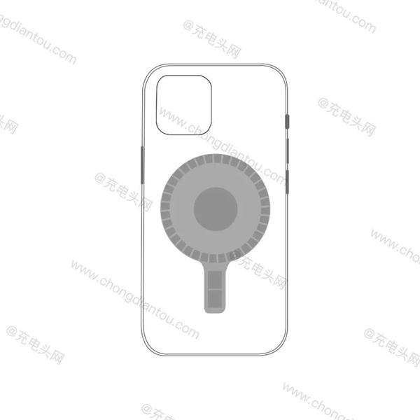 疑似iPhone 12磁吸无线充电器磁铁结构曝光!不影响NFC