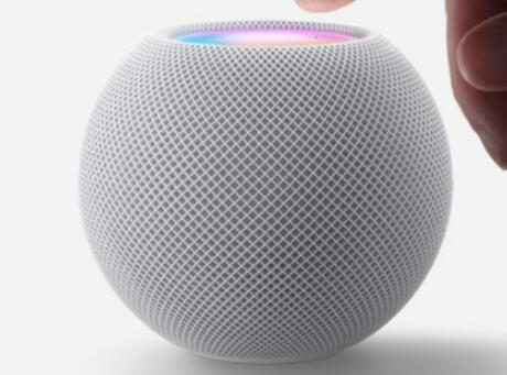 苹果发布新款智能音箱Homepod mini:高度不到9厘米 售价749元