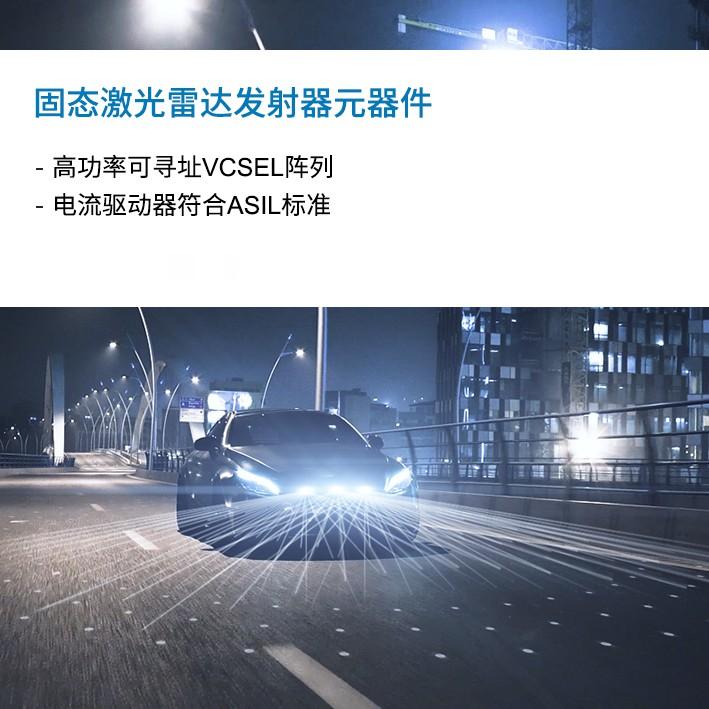 长城汽车采用Ibeo的固态激光雷达(Solid-state LiDAR)和艾迈斯半导体VCSEL技术助力实现未来的自动驾驶汽车