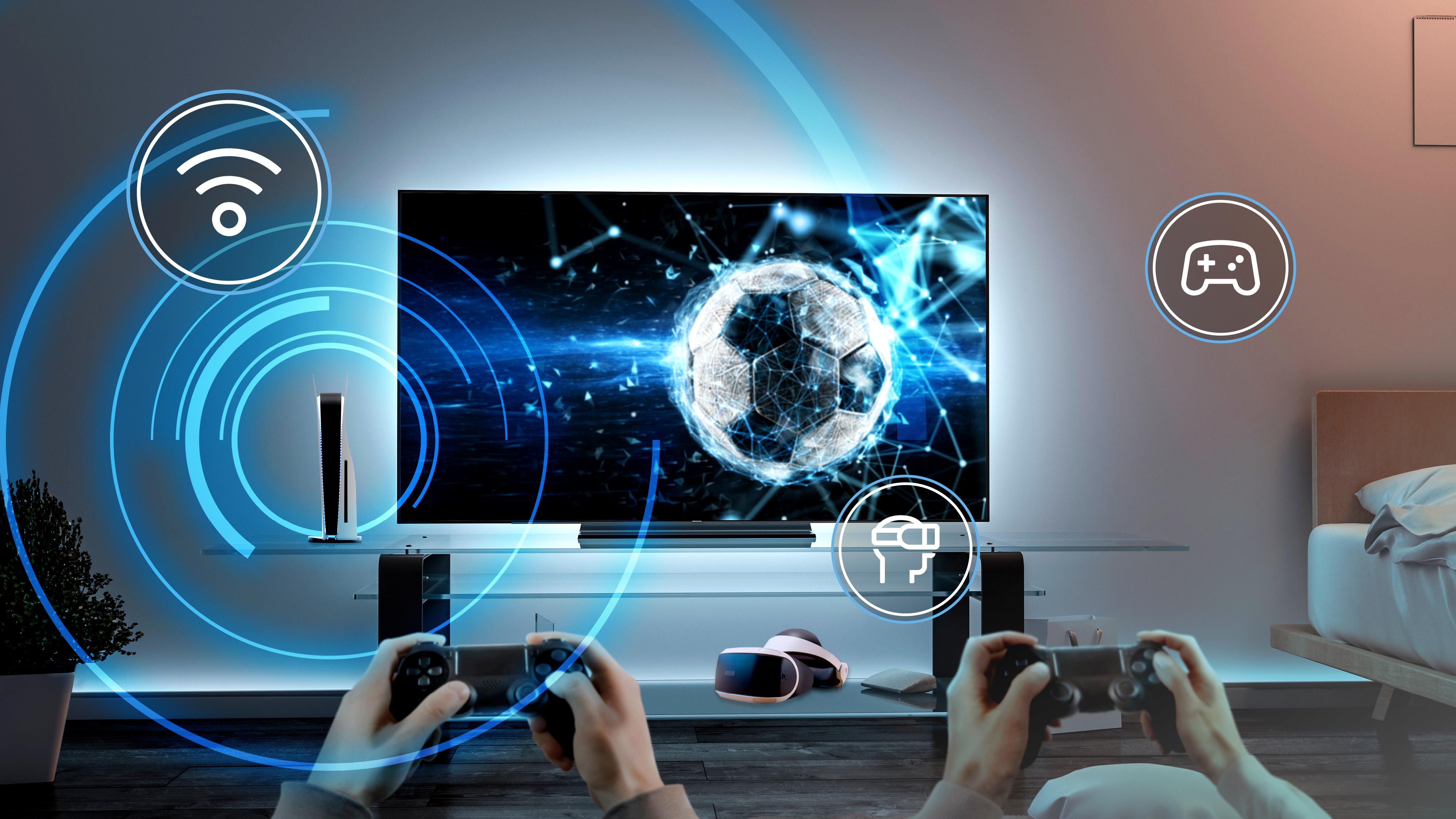 恩智浦发布行业领先的2x2 Wi-Fi 6 +蓝牙解决方案,彻底改变游戏、音频、永利app客户端下载和物联网市场