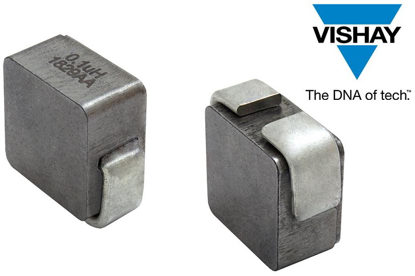 Vishay推出新款高饱和电流电感,提高系统饱和及温度稳定性