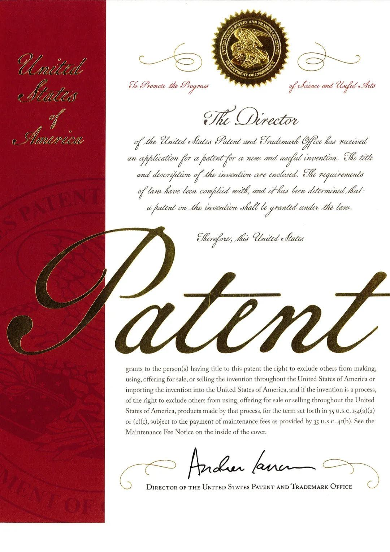 中国AI算法得美国专利