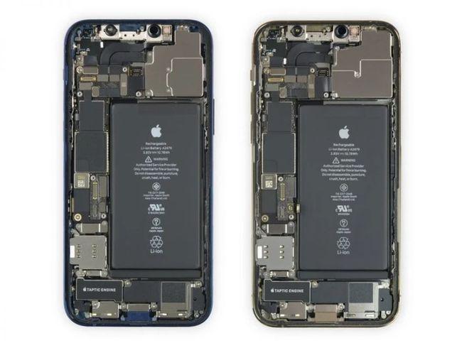 iFixit拆解苹果iPhone 12/Pro:显示屏和电池可互换