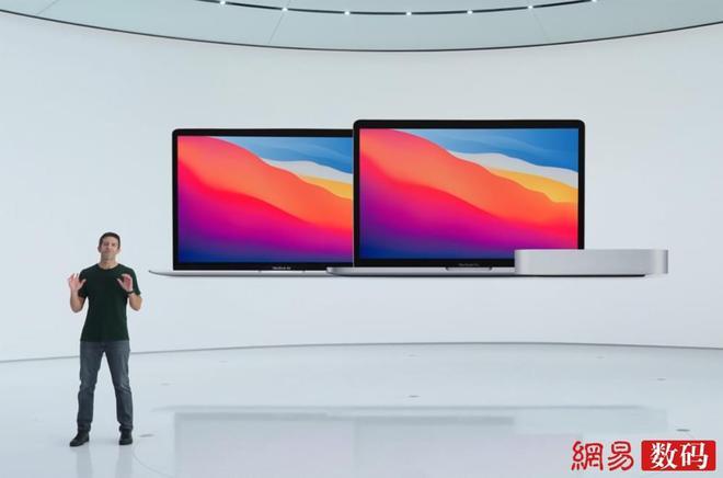 苹果发布首款自研芯片M1:5nm工艺 配16核神经引擎