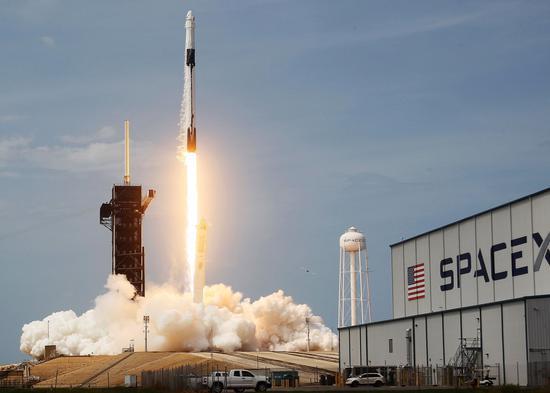SpaceX载人航天系统获NASA认证 周末发射