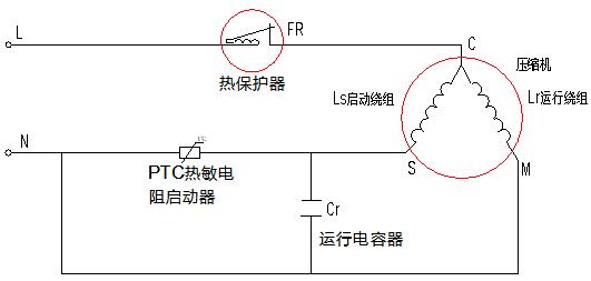 电子技术在冰箱压缩机启动控制系统中的应用