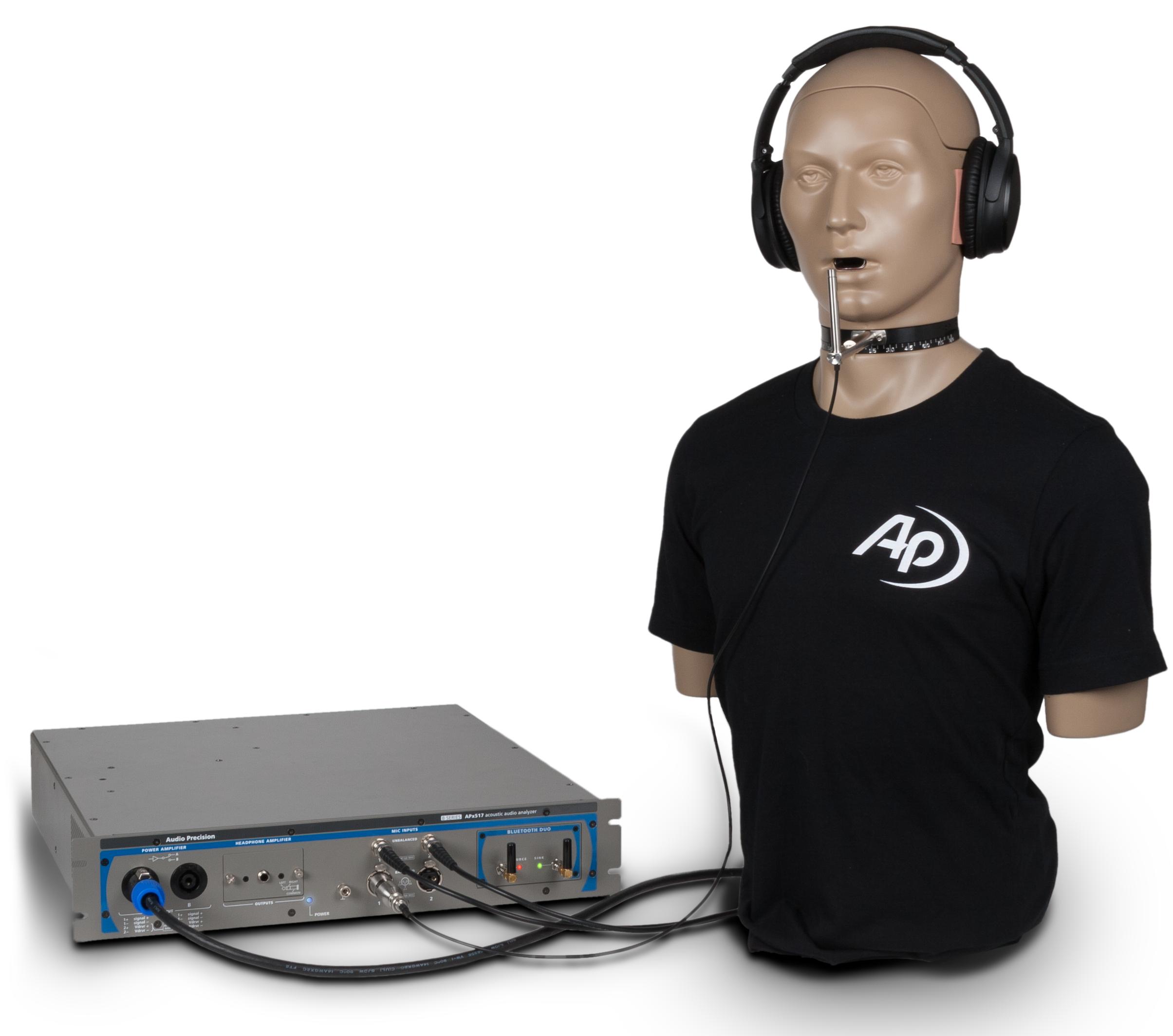 Audio Precision发布APx517B一体化声学生产测试仪