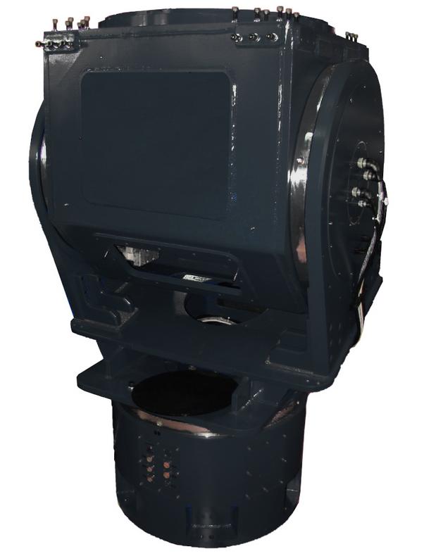 MVG Performance系列EL/AZ重型定位器为天线测量提供性能和精确定位支持