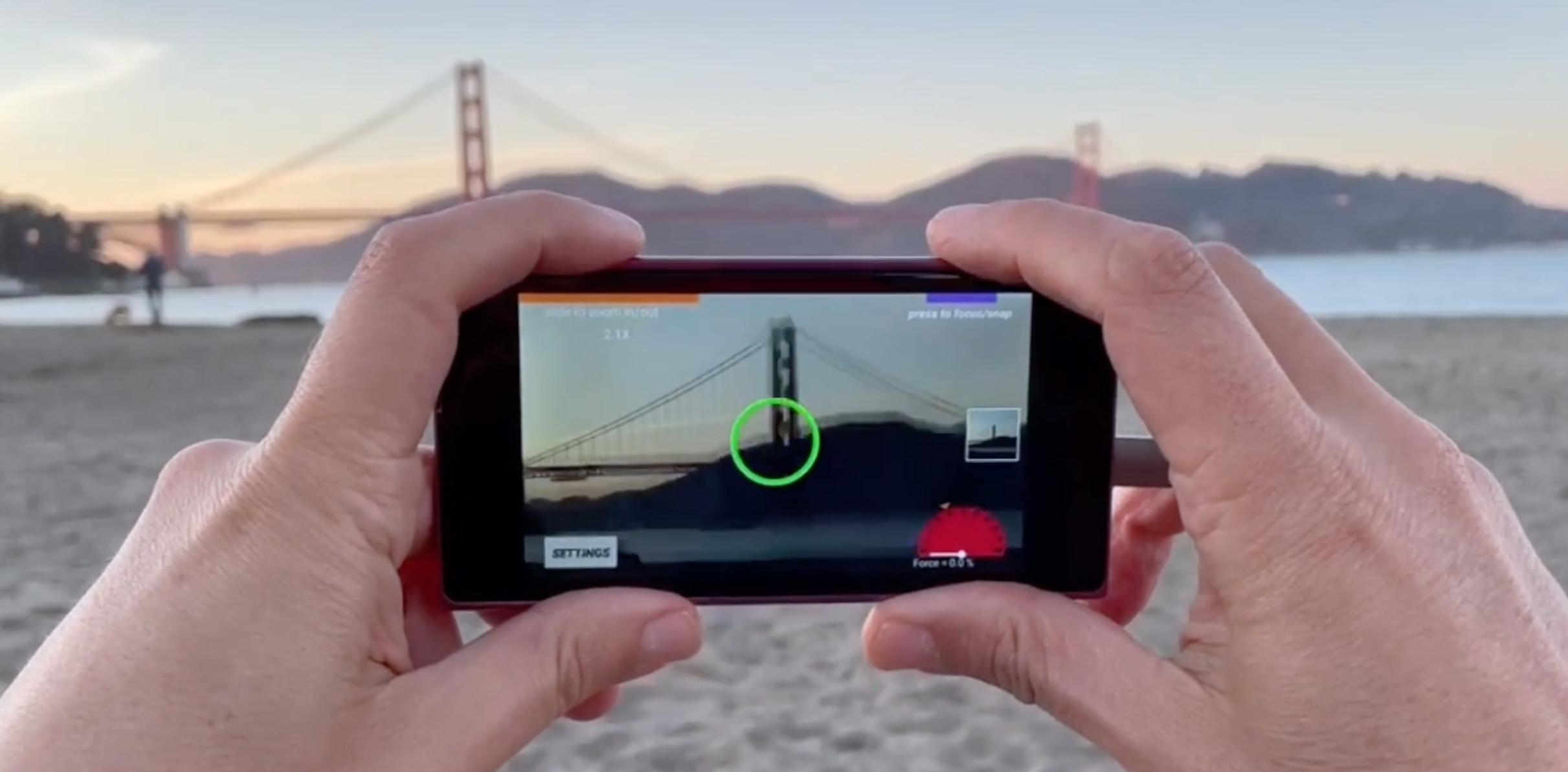 显通科技推出SDS CameraBar,助力智能手机实现全自动虚拟快门拍照