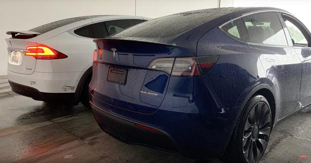 特斯拉Model 3成10月全球最畅销电动汽车 Model Y排名第三