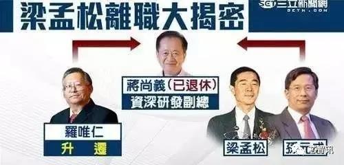 中芯國際內斗的背后:蔣尚義為何而來,梁孟松為何要走?
