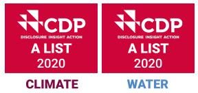 NEC 连续两年入选CDP气候变化和水安全A级企业榜单