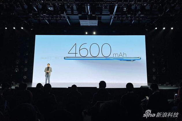 4600mAh大电池