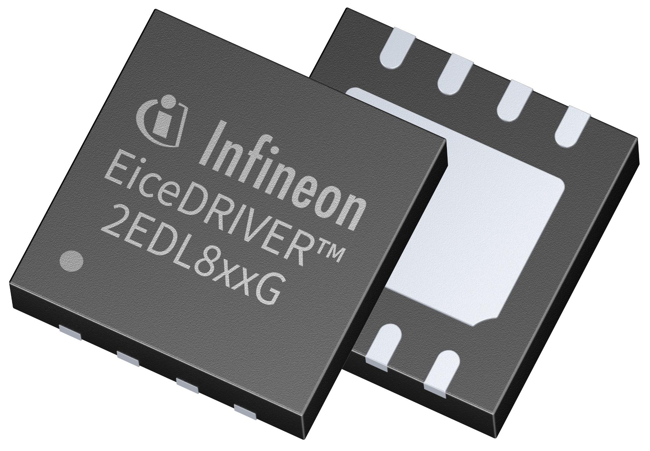 英飞凌推出适用于 5G 和 LTE宏基站的全新栅极驱动 IC