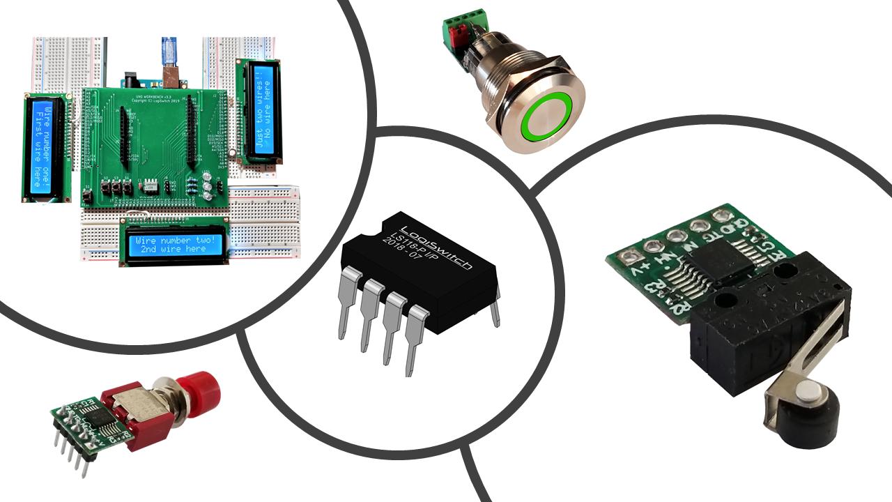Digi-Key Electronics 宣布与 LogiSwitch 达成新的市场产品全球分销合作伙伴关系